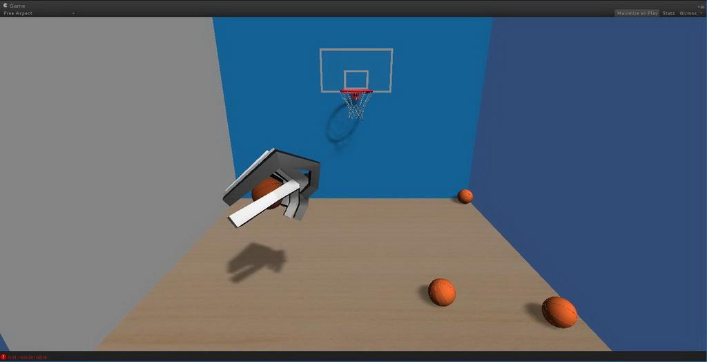 基于LeapMotion交互的增强现实应用开发