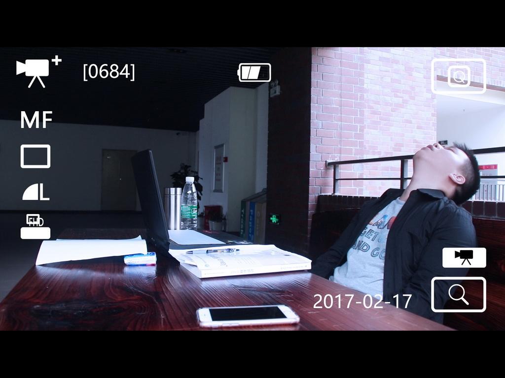 影视与动漫竞赛作品——影视:相机CAMERA