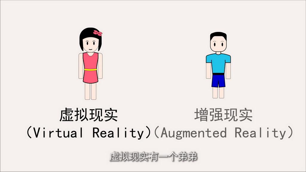 影视与动漫竞赛作品——虚拟现实可以创造美好生活