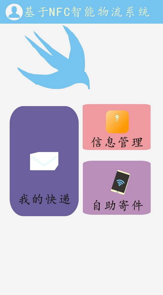 基于NFC的智能快递系统