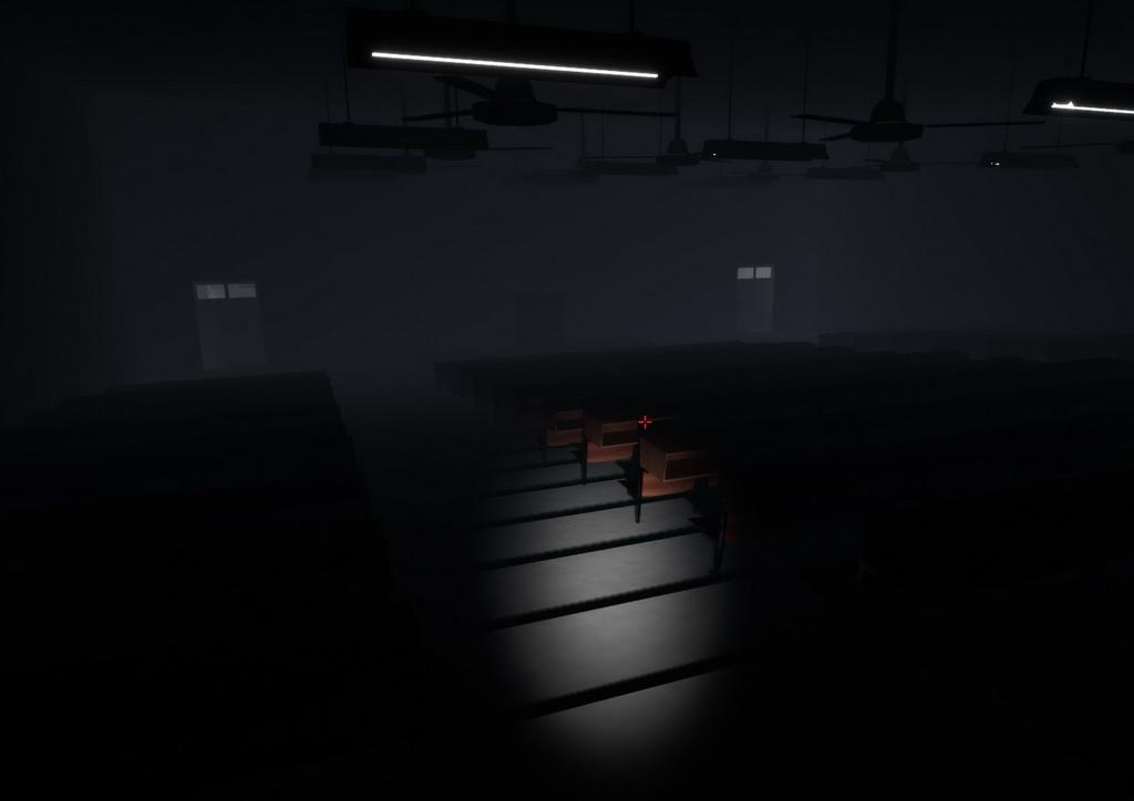 虚拟现实与游戏竞赛作品——Schoolfellow