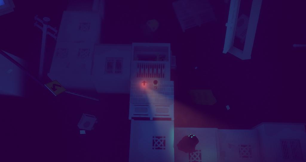 虚拟现实与游戏竞赛作品——东东