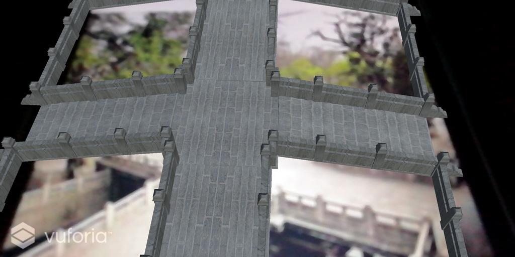 虚拟现实与游戏竞赛作品——桥梁博览馆