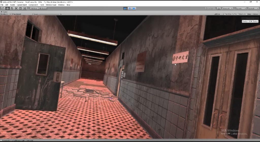虚拟现实与游戏竞赛作品——《特殊任务》