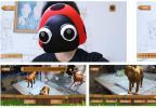 虚拟现实与游戏竞赛作品—动物丛林