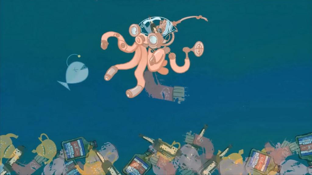 影视与动漫竞赛作品——《精卫》