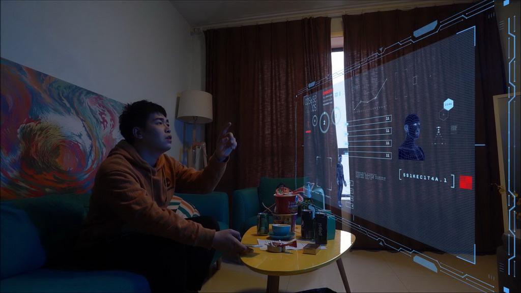 影视与动漫竞赛作品——人生修改器