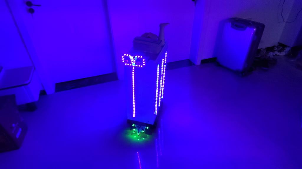 智能产品设计竞赛作品——智能电梯消毒防疫车