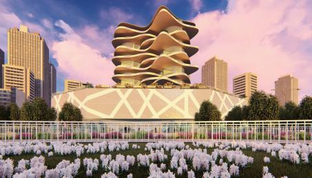 云居——基于BIM技术参数化设计与多专业协同的第四代住房建设工程信息