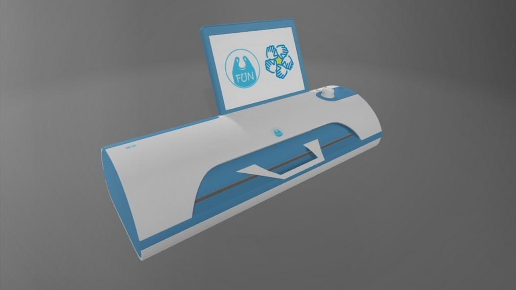 移动应用开发竞赛作品——趣袋