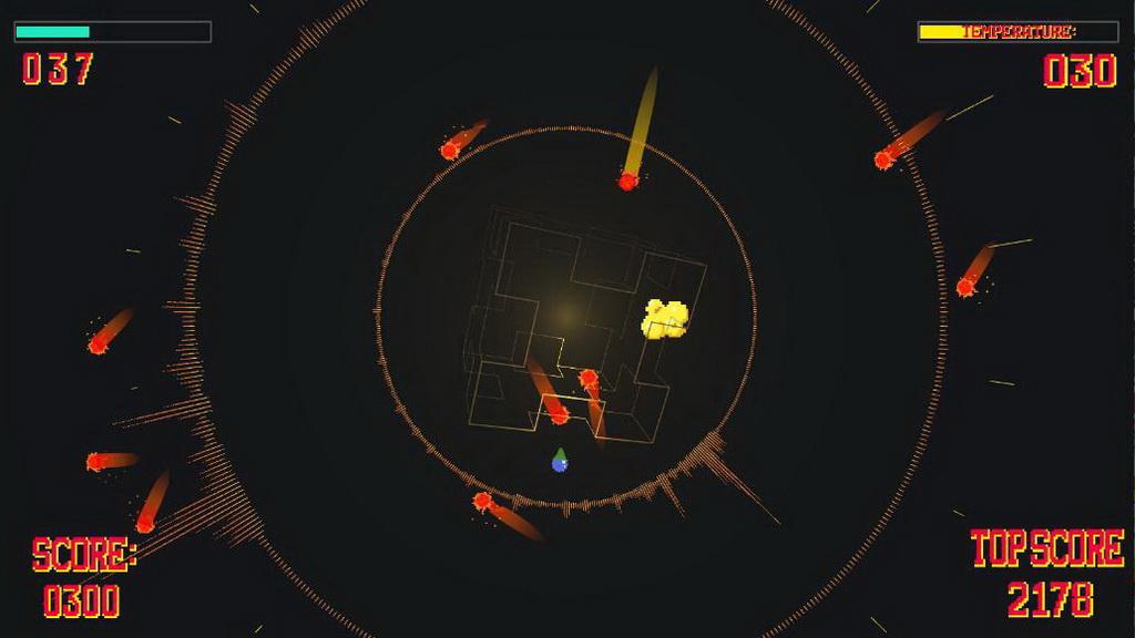 虚拟现实与游戏竞赛作品——《Don't be popcorn!》