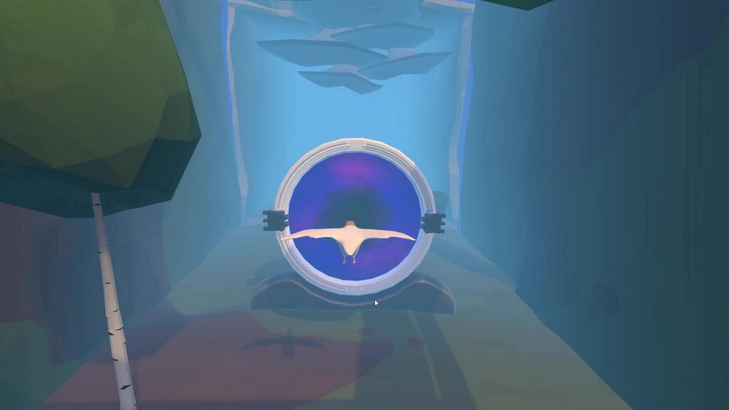 虚拟现实与游戏竞赛作品——翼境
