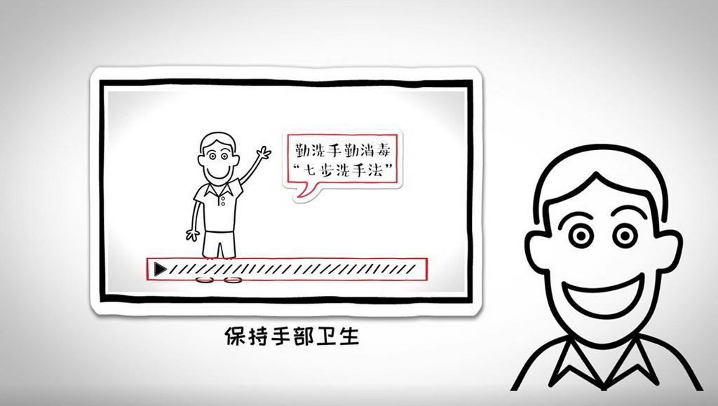 影视与动漫竞赛作品——《新型冠状病毒防范小贴士》微动画