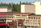 人居环境设计竞赛作品—藏式特色小镇
