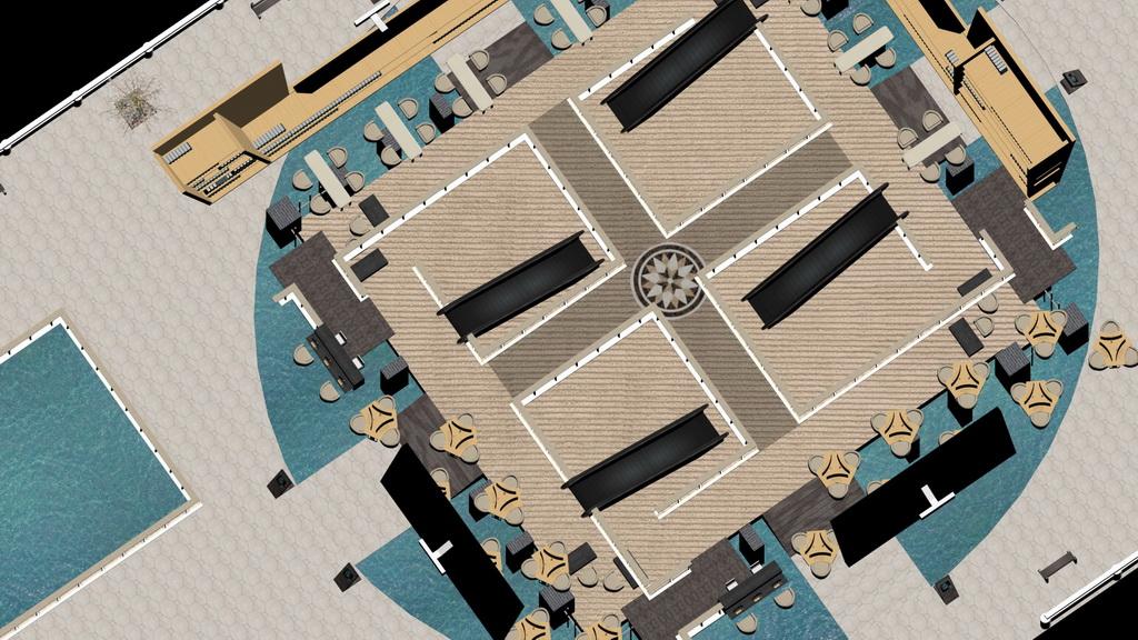 虚拟现实与游戏竞赛作品——《未来城市规划设计》