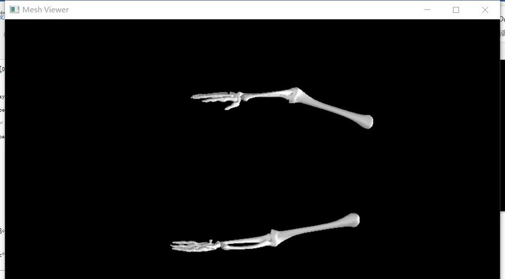 移动应用开发竞赛作品——人体骨骼