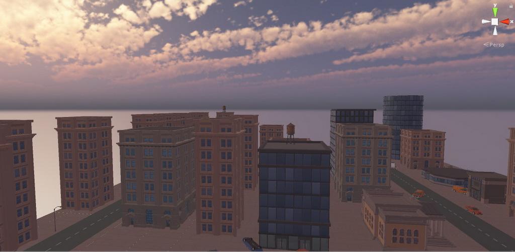 虚拟现实与游戏竞赛作品——《消灭病毒》