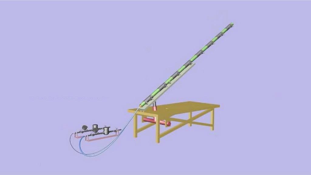 其他竞赛作品——新型可调式钻孔渗透系数实验模拟装置及其工作原理
