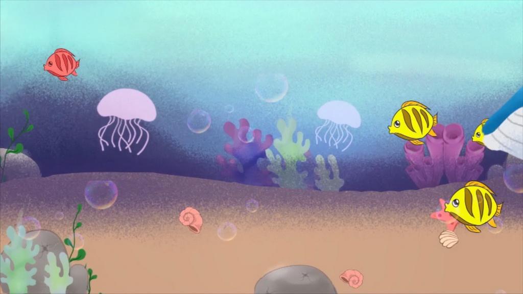 影视与动漫竞赛作品——科技与海洋环境