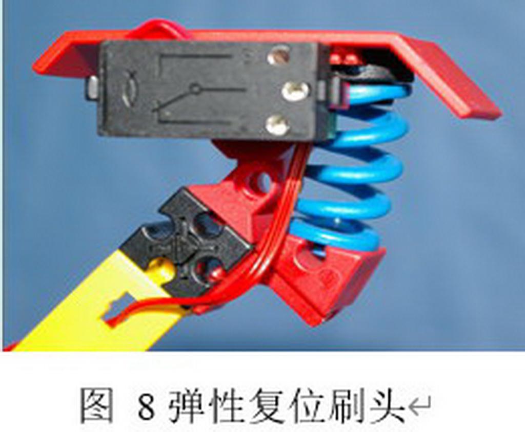 智能产品设计竞赛作品——多功能中央空调管道清洁消毒智能机器人