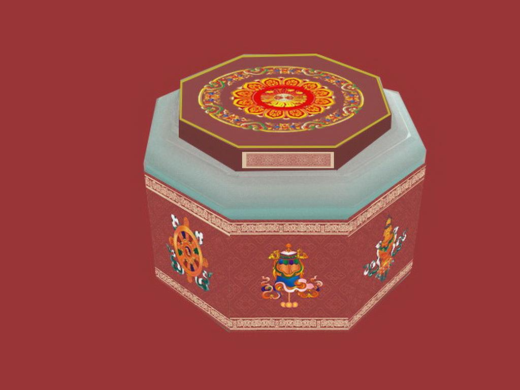其他竞赛作品——藏式婚宴风