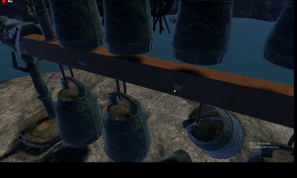 虚拟现实与游戏竞赛作品——《墨家机关密室逃脱——朱雀初现》