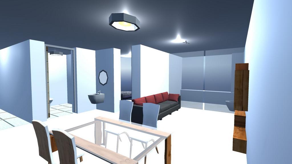 人居环境设计竞赛作品——自助样板房平台
