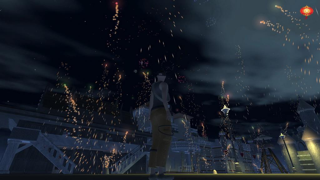 虚拟现实与游戏竞赛作品——《时空穿越者》
