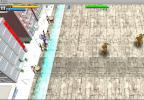虚拟现实与游戏竞赛作品—抗疫英雄